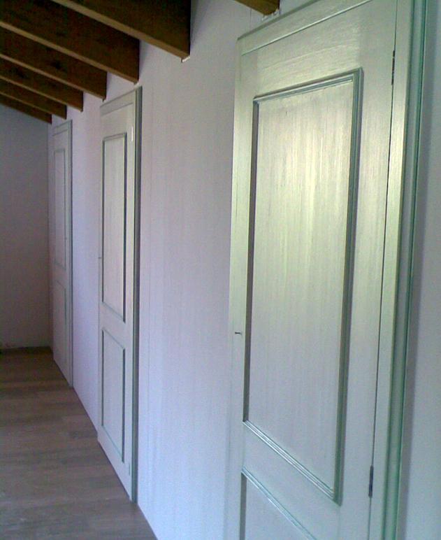 Emmevu restauro di porte interne bologna for Porte interne antiche